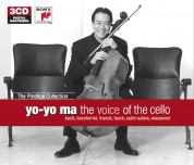 Yo-Yo Ma: Voice of the Cello - CD