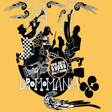 New York Gypsy All Stars: Dromomania - CD
