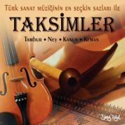 Çeşitli Sanatçılar: Tambur, Ney, Kanu, Keman - CD