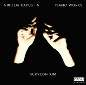 Sukyeon Kim: Kapustin: Piano Works - CD