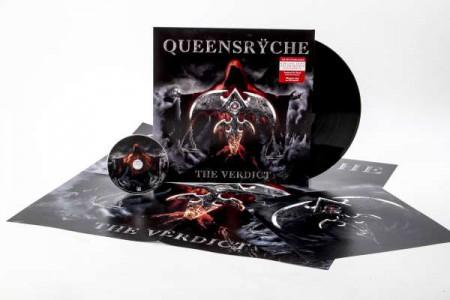 Queensryche: The Verdict - Plak
