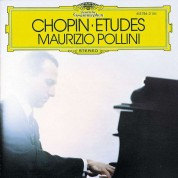 Maurizio Pollini: Chopin: Études Op. 10 Op. 25 - CD