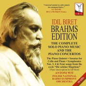 Ä°dil Biret: Brahms Edition - CD