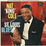 """Nat """"King"""" Cole: St. Louis Blues (45rpm-edition) - Plak"""