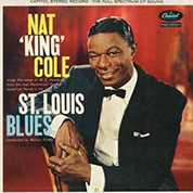 Nat King Cole: St. Louis Blues (45rpm-edition) - Plak