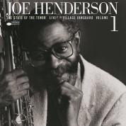 Joe Henderson: State of the Tenor 1 - Plak