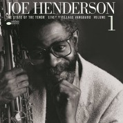 Joe Henderson: State of the Tenor 1 - Plak