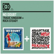 No Doubt: Tragic Kingdom / Rock Steady - CD