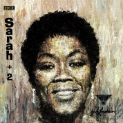 Sarah Vaughan: Sarah+2 - CD