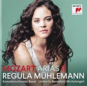 Regula Mühlemann, Kammerorchester Basel, Umberto Benedetti Michelangeli: Mozart Arias II - CD