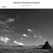 Sokratis Sinopoulos Quartet: Eight Winds - CD