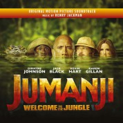Henry Jackman: Jumanji: Welcome To The Jungle - Plak