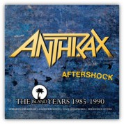 Anthrax: Aftershock  The Island Years 1985 - 1990 - CD