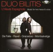 Duo Bilitis: Ravel: L'Heure Espagnole - CD