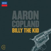 Baltimore Symphony Orchestra, David Zinman, London Sinfonietta, Oliver Knussen: Copland: Billy The Kid - CD
