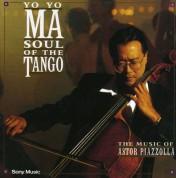 Yo-Yo Ma: Soul Of Tango - CD