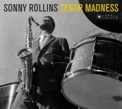 Sonny Rollins: Tenor Madness + Bonus Album Newk's Time - CD