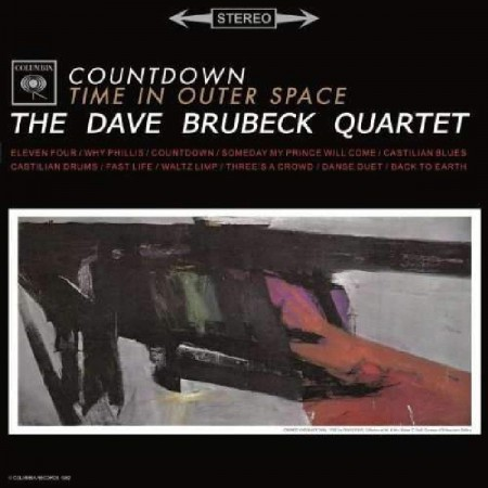 Dave Brubeck Quartet: Countdown: Time in Outer Space - Plak