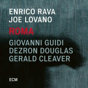 Enrico Rava, Joe Lovano: Roma - CD