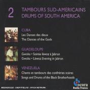 Çeşitli Sanatçılar: Drums of South America - CD