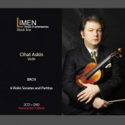 Cihat Aşkın: Bach: 6 Violin Sonatas and Partitas - CD