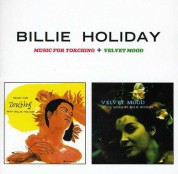 Billie Holiday: Music For Torching +  Velvet Mood - CD
