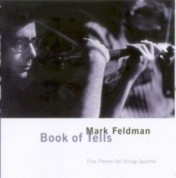 Mark Feldman: Book Of Tells - CD