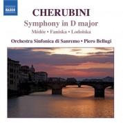 Piero Bellugi: Cherubini: Symphony in D Major / Opera Overtures - CD