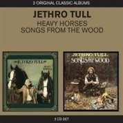 Jethro Tull: 2 CD Set: Heavy Horses + Songs From The Wood - CD
