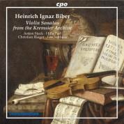 Anton Steck, Hille Perl, Lee Santana, Christian Rieger: Heinrich Ignaz Biber - Violin Sonatas from Kremsier Archiv - SACD