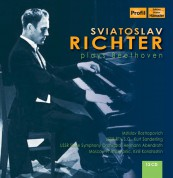 Sviatoslav Richter: Play Beethoven - CD