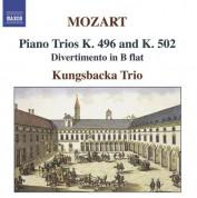 Kungsbacka Trio: Mozart, W.A.: Piano Trios, Vol. 1 (Kungsbacka Trio) - CD