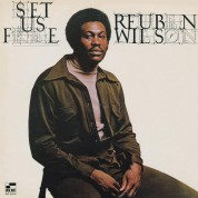 Reuben Wilson: Set Us Free - CD