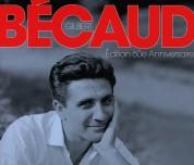 Gilbert Bécaud: Edition 60e Anniversaire - CD