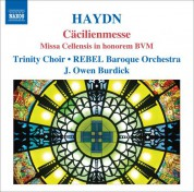 Owen Burdick: Haydn: Masses, Vol. 2 - Mass No. 3,