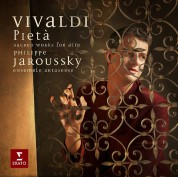 Philippe Jaroussky: Pieta: Sacred Works for Alto - CD