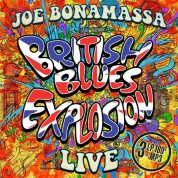 Joe Bonamassa: British Blues Explosion Live - Plak