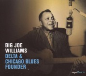 Big Joe Williams: Delta & Chicago Blues Founder - CD