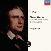 Jorge Bolet: Liszt: Piano Works - CD
