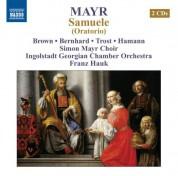 Franz Hauk: Mayr: Samuele [Oratorio] - CD