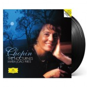 Maria João Pires: Chopin: The Nocturnes - Plak