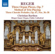 Christian Barthen: Reger: Organ Works, Vol. 16 - CD