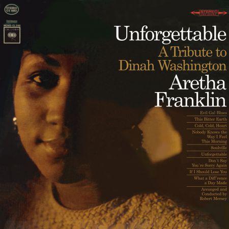 Aretha Franklin: Unforgettable - Plak