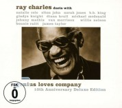 Ray Charles: Genius Loves Company (10th Anniversary Deluxe Edition) - CD