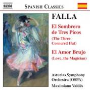 Falla: Amor Brujo (El) / El Sombrero De Tres Picos - CD