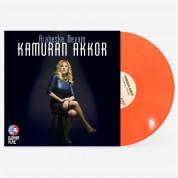 Kamuran Akkor: Arabeske Devam (Renkli Vinyl) - Plak