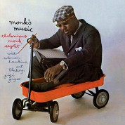 Thelonious Monk: Monk's Music + 1 Bonus Track! Limited Edition in Transparent Red Virgin Vinyl. - Plak