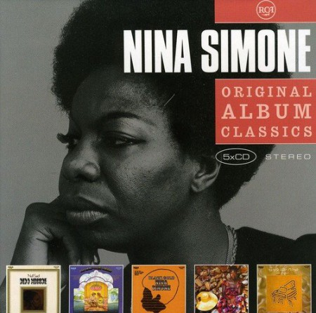 Nina Simone: Original Album Classics - CD