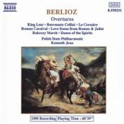 Berlioz: Overtures - CD