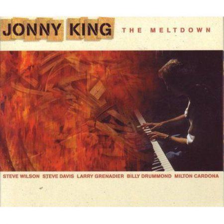 Jonny King: The Meltdown - CD
